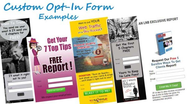 How to create awesome opt in forms wp webworks for Free opt in form templates