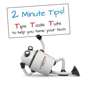 2 Minute Tips – Google Docs Phishing Scam