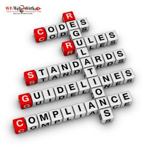Compliance crossword puzzle image